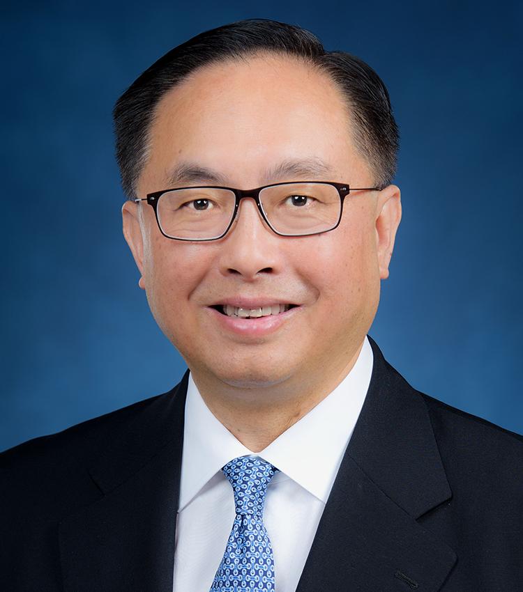 Mr Nicholas YANG, GBS, JP