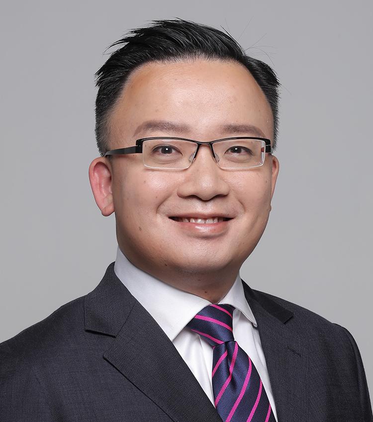 Mr Nick CHAN, MH
